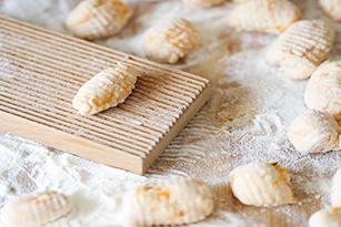 gnocchi butternut squash and ricotta